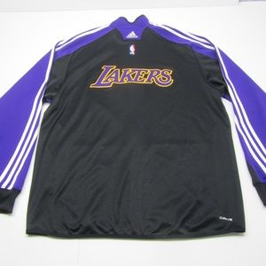 Adidas NBA Los Angeles Lakers Large Track Top